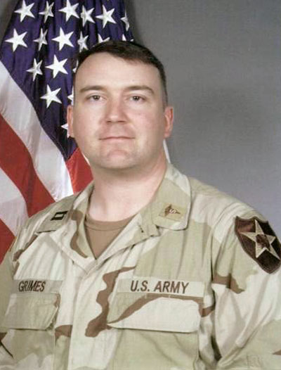 CPT Sean P. Grimes 29 May 1973-4 March 2005